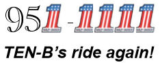 TEN-B's ride again and phone number.